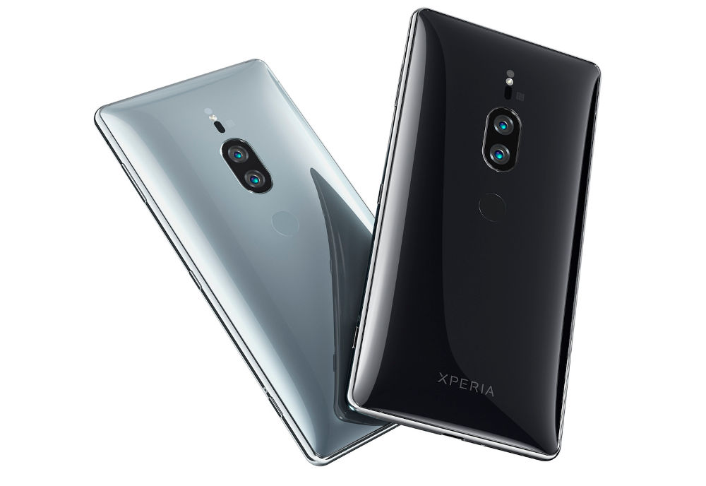 Sony Xperia XZ2 Premium -- dual camera for better low light capabilities