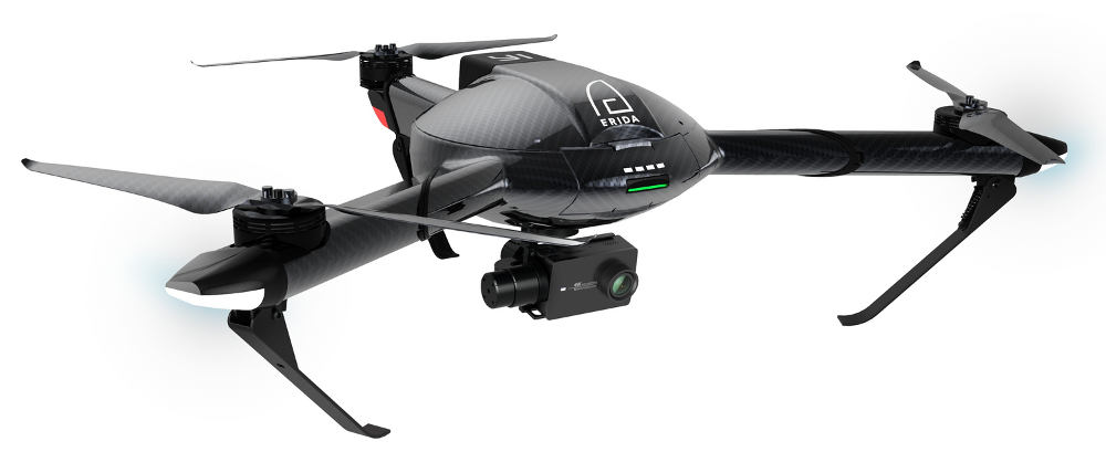 CES 2017: 4K Action Cam with 60p and small tri-copter by Yi in the approach
