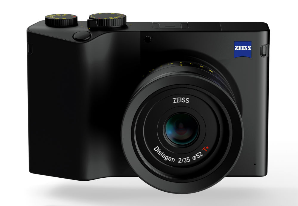 Zeiss ZX1 full format camera with 35mm lens and Lightroom // Photokina 2018