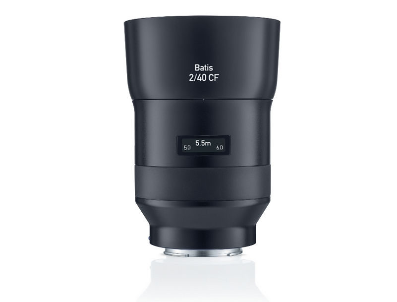 ZEISS Batis 2/40 CF fullframe prime is official // Photokina 2018