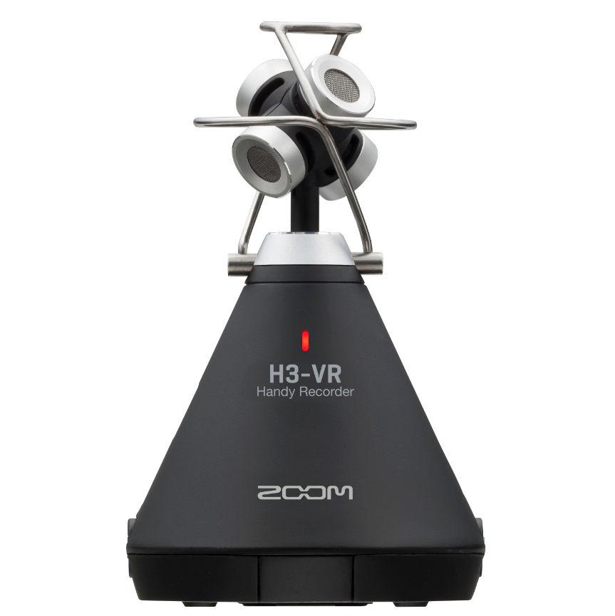 Zoom H3-VR -- Ambisonics Virtual Reality Audio-Recorder // IBC 2018