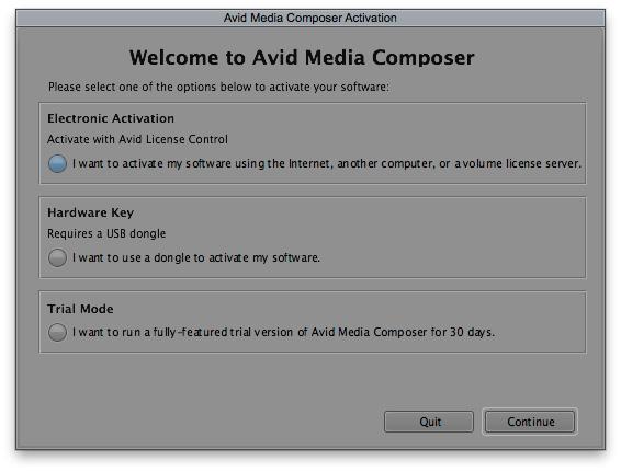Avid media composer system id key generator