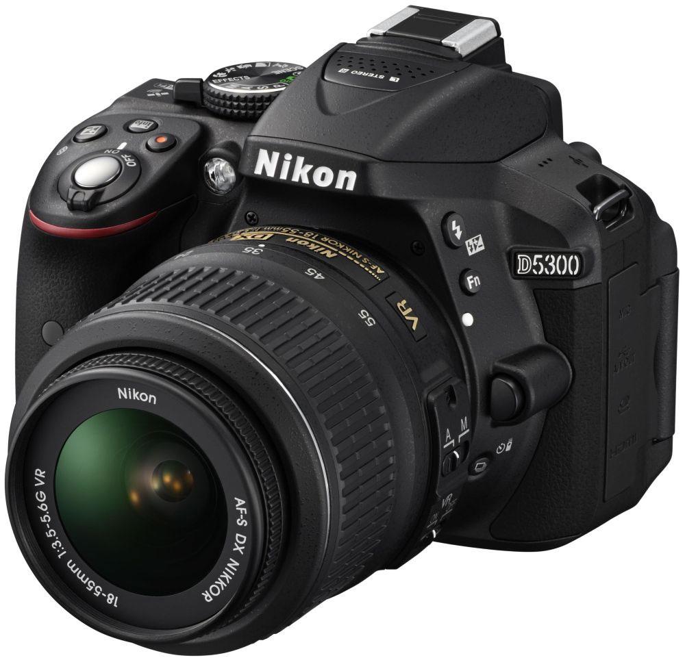 Test : Nikon D5300: Einleitung